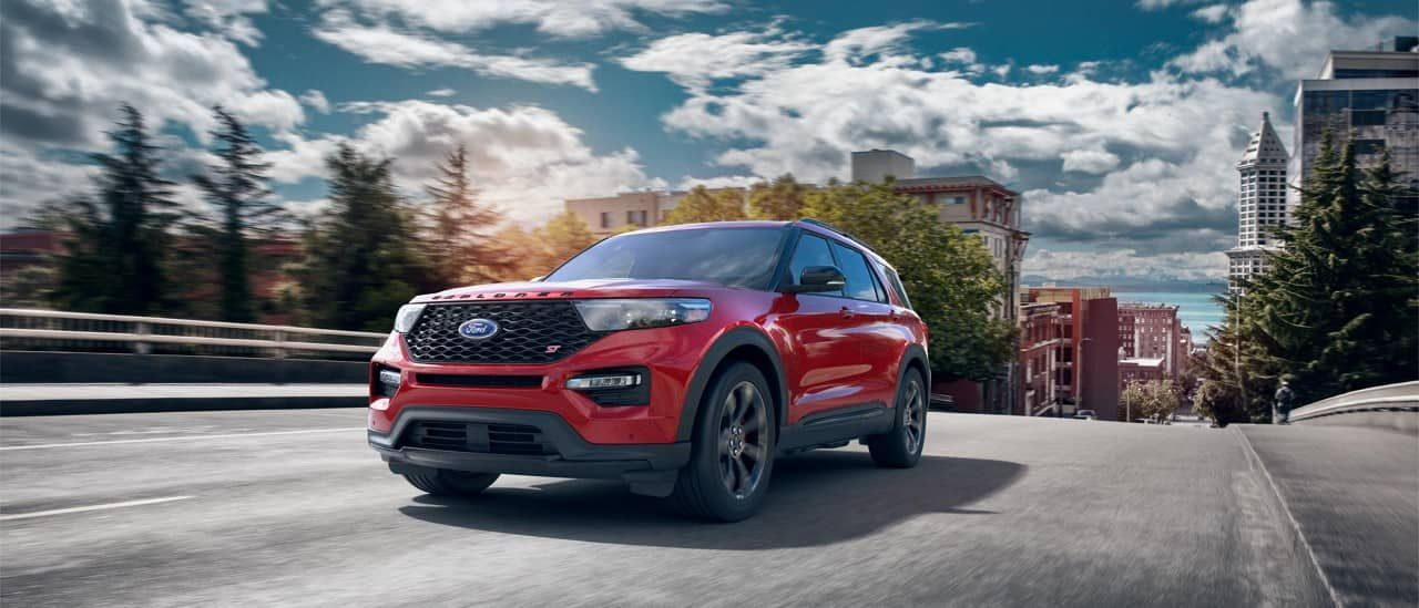 The AllNew 2020 Ford Explorer SUV Redesigned Inside and