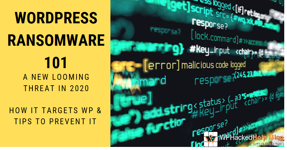 How WordPress Ransomware Target Websites & Its Prevention
