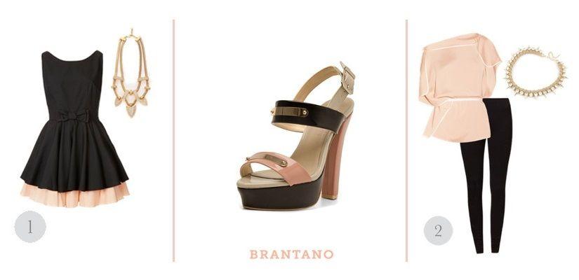 #PV2013 ¿#Vestido o #leggings? Escoge tu #outfit preferido y combínalo con tus Sling Back Salmón Charol, haz clic en el enlace: www.brantano.com.... #Brantano #ZapatosBrantano #sandalias #fashion #moda #estilo #classy #PV2013 #Primavera #Verano #must