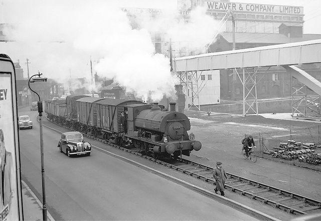 Swansea St Thomas Midland Station At Duckduckgo Swansea Midland British Rail