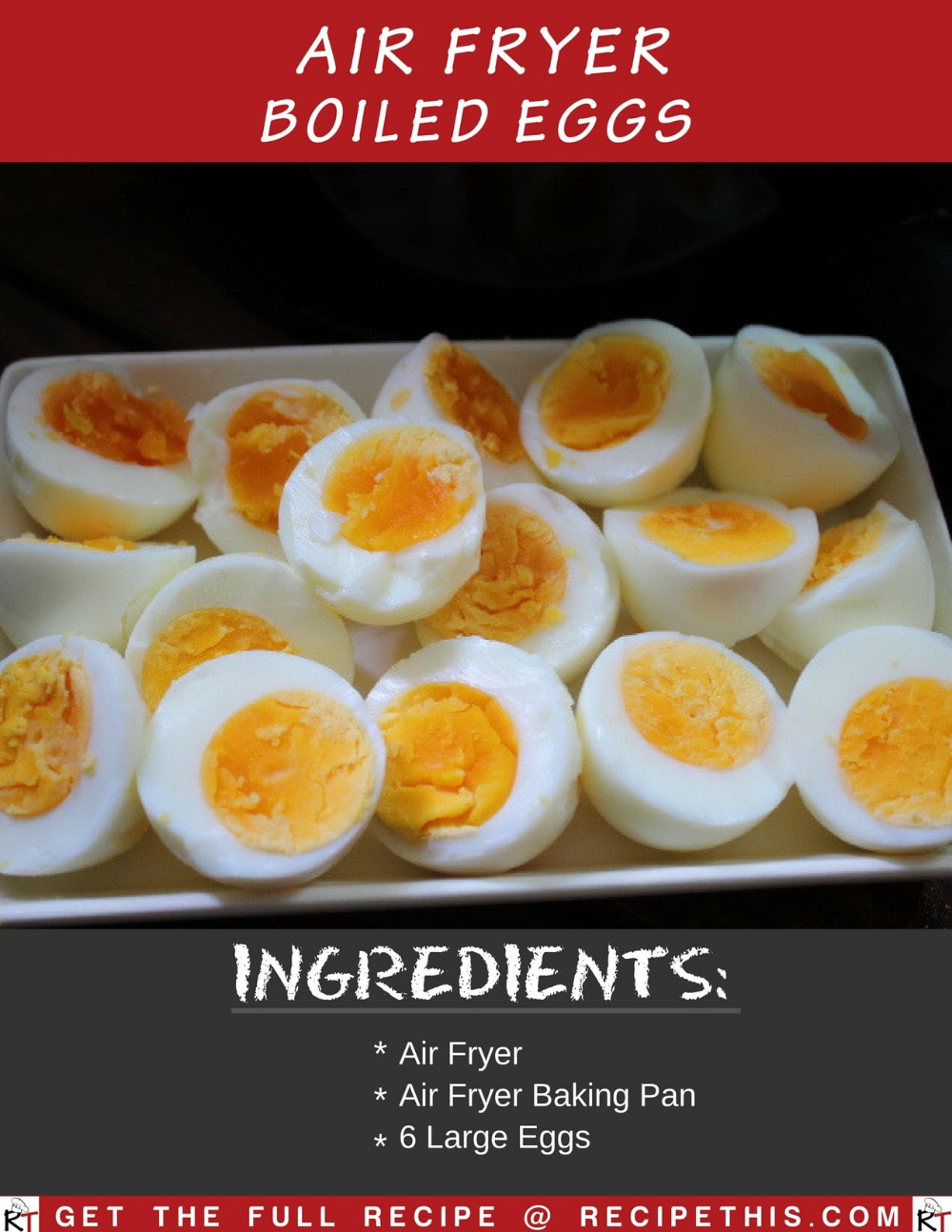 Air Fryer Soft & Hard Boiled Eggs with our Philips Air