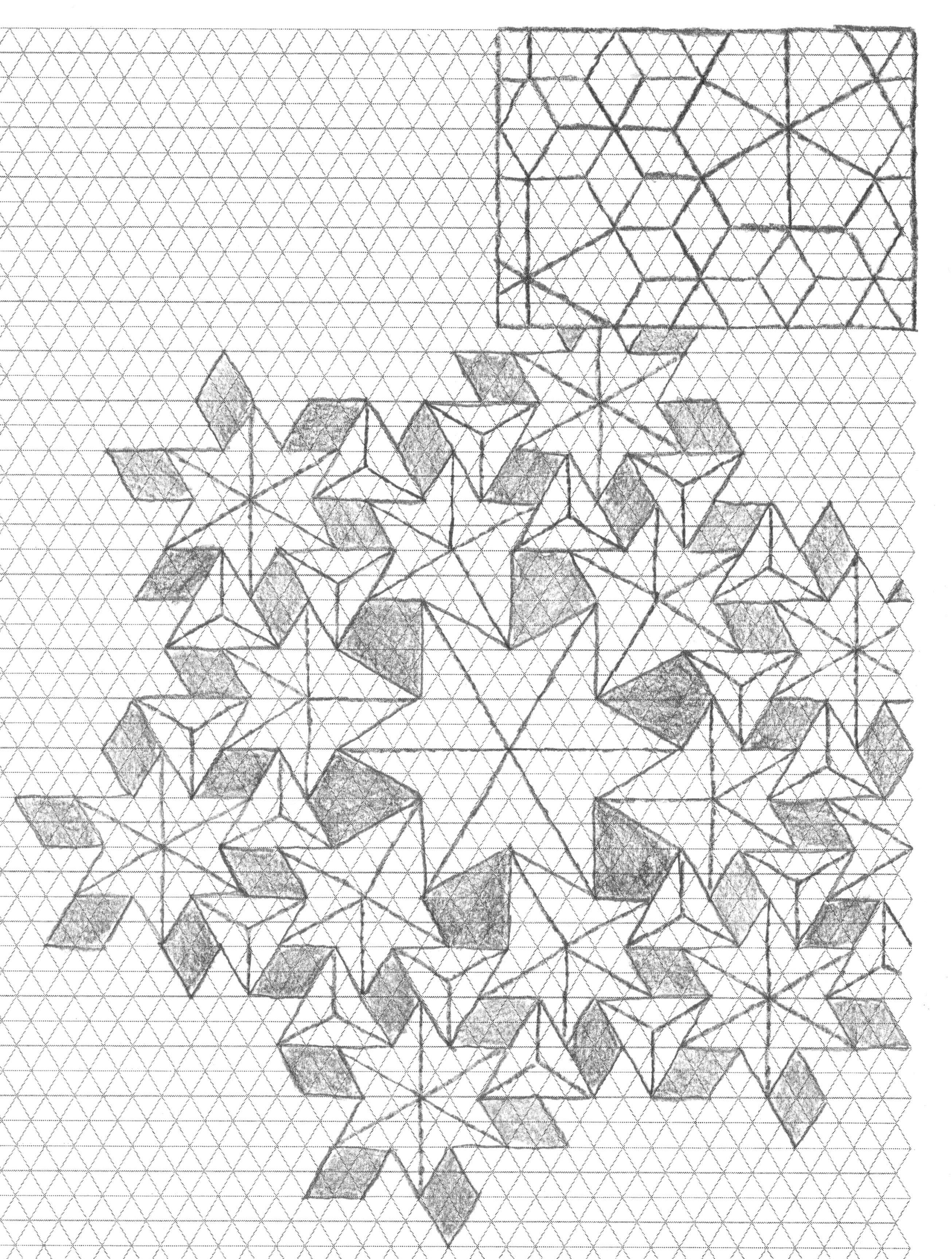 27 Great Photo of Origami Tessellations Pattern