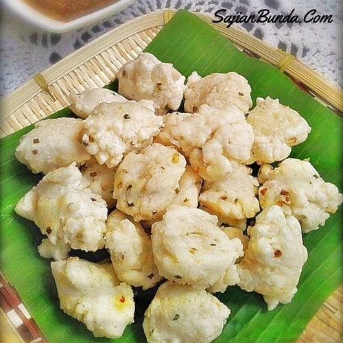 Resep Cara Membuat Cireng Crispy Paling Enak Cireng Sesuai Namanya Adalah Sesederhana Adonan Aci Tepung Tapioka Yang Digoreng Sekal Resep Makanan Masakan