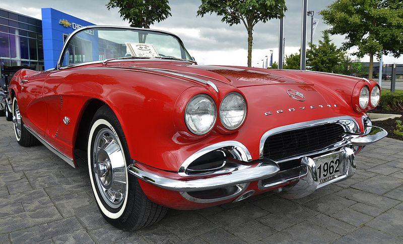 1962 Chevrolet Corvette   Custom_Cab   Flickr