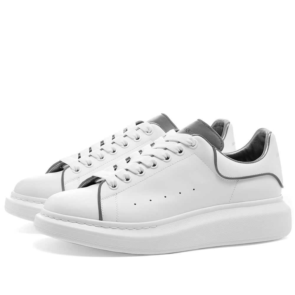Alexander Mcqueen Alexander Mcqueen 3m Detail Oversized Sneaker Alexandermcqueen Shoes Alexander Mcqueen Mcqueen Sneaker