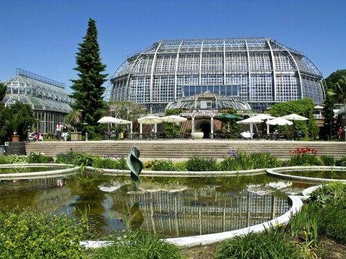 Berlin, Garden