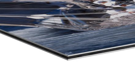 Impression sur aluminium