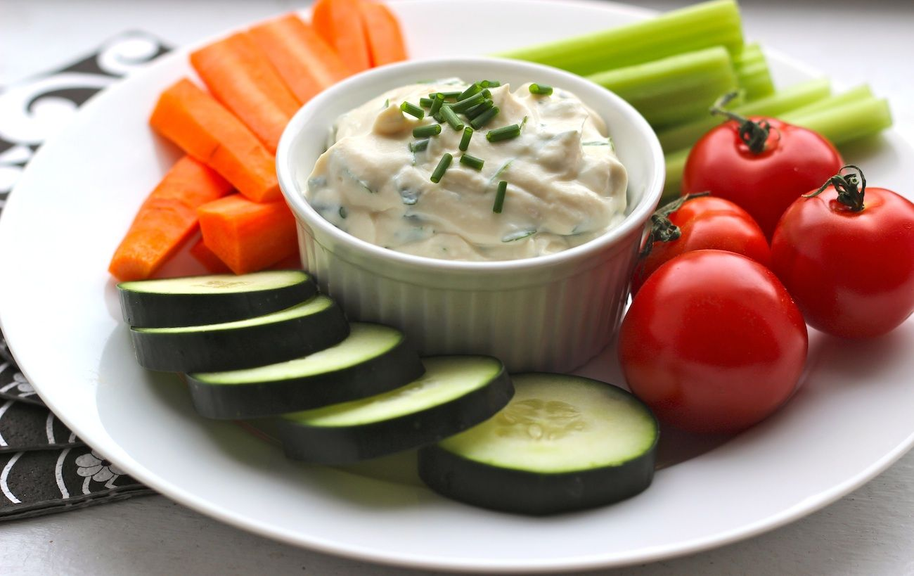 Tofu Chive Dip and Spread — Food Revolution Network