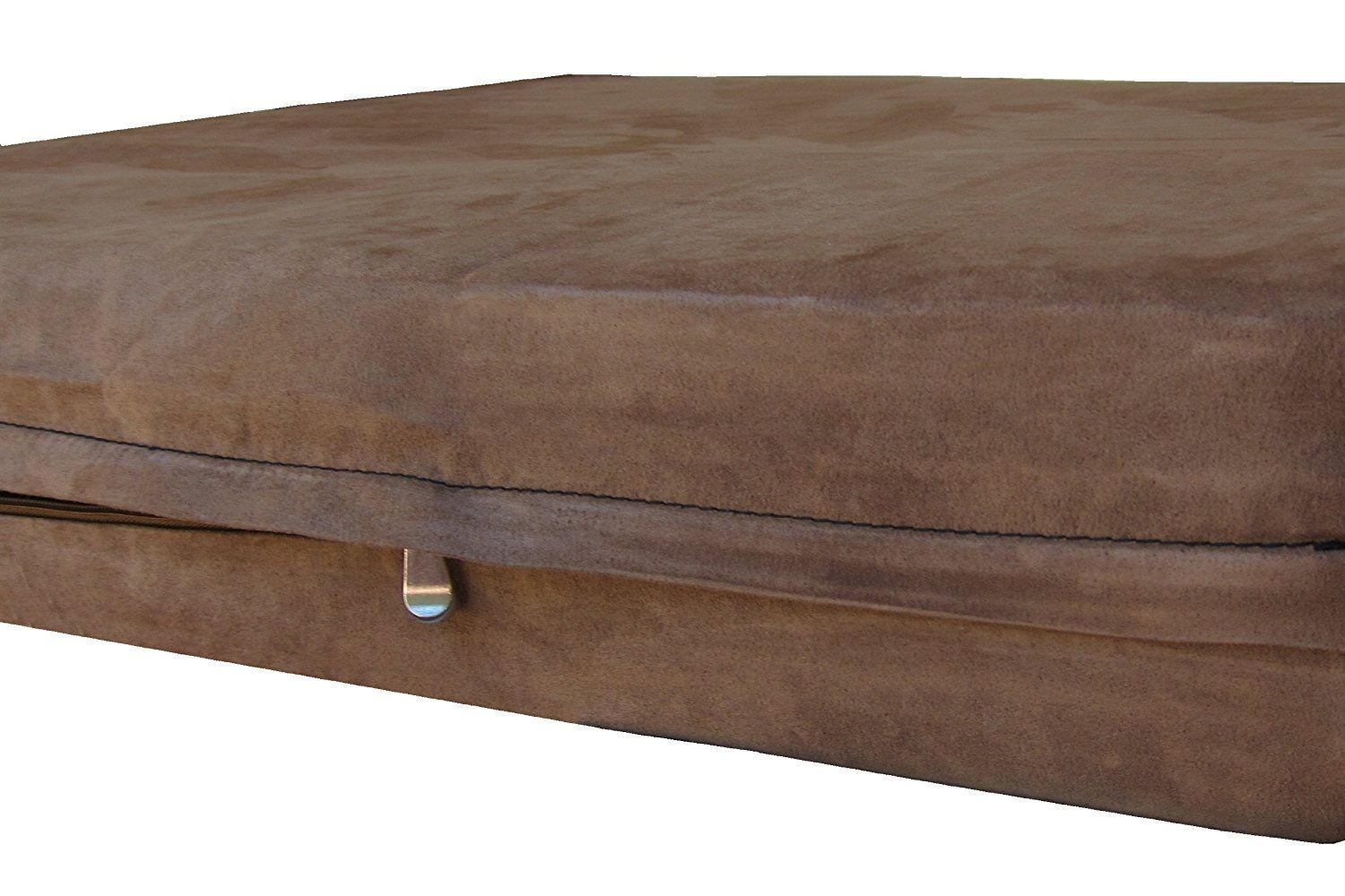 XXL Extra Large Brown MicroSuede Case for Pet Dog Bed 55