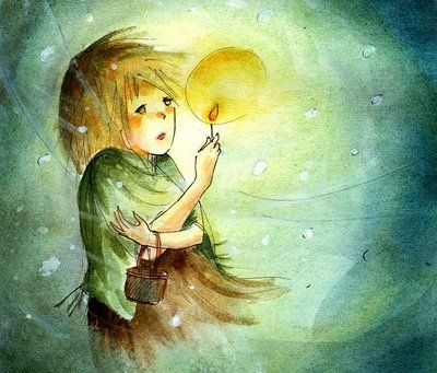 The Little Match Girl The Little Match Girl Fairy Tales