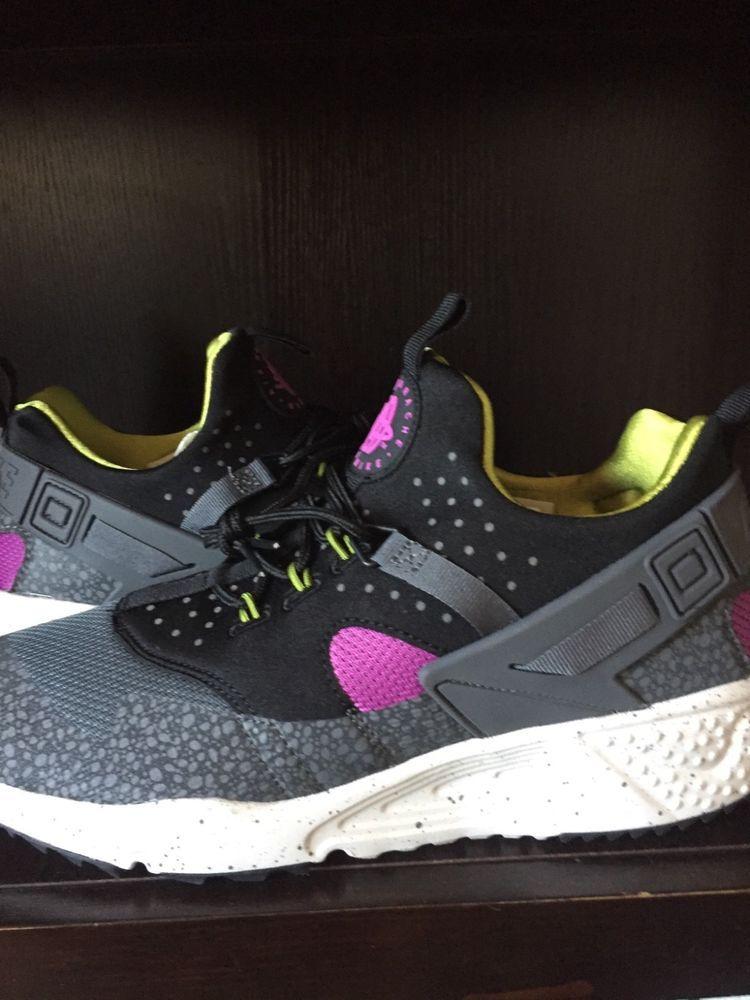 a3a5d9ac72e6a Mens Nike Air Huarache Safari Presto Colors Grey Purple Green Black White.   fashion  clothing  shoes  accessories  mensshoes  athleticshoes (ebay link)