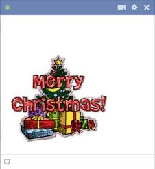 Send Some Festive Cheer With A Christmas Tree Chat Emoticon For Facebook With Images Christmas Program Christmas Plays For Kids