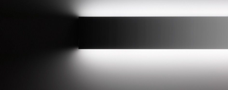 Lampade a parete Lampade soffitto Lampade incasso in alluminio Fabbian Slot