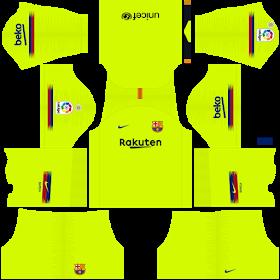 Kits Uniformes Para Fts 15 Y Dream League Soccer Kits Uniformes Barcelona Liga Santander 2018 2 Logo De Barcelona Camiseta Del Barcelona Equipo De Barcelona