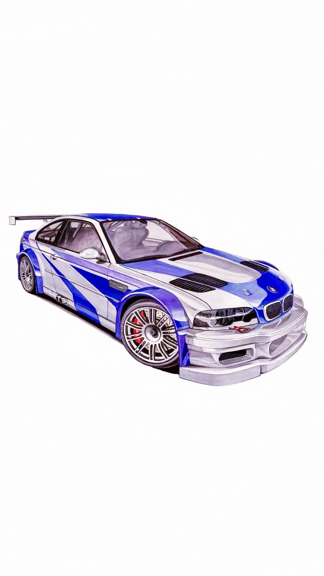 Need For Speed Most Wanted Bmw M3 Gtr Things I Wanna Draw