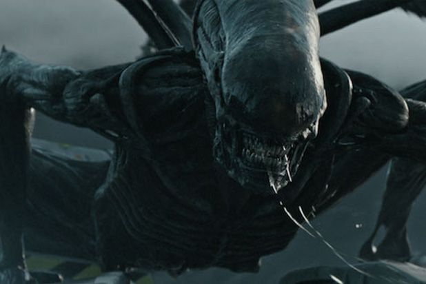 Ridley Scott's sci-fi sequel to Alien hits in theaters May 19