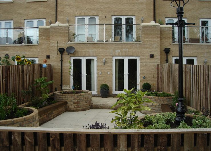 Fine Garden Design With No Grass Landscaping Ideas And Without T