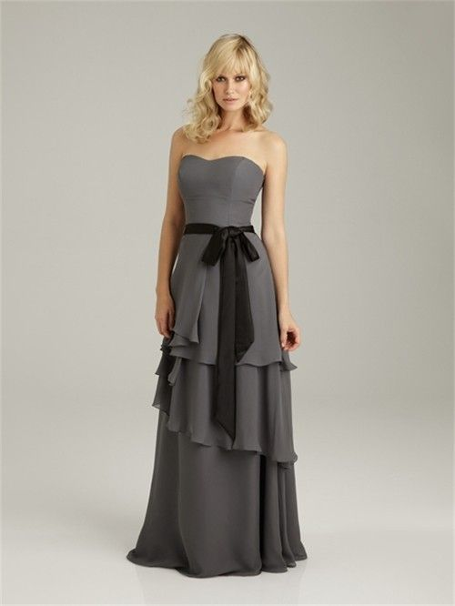 78 Best images about Dresses on Pinterest - Gray dress- Maxi ...