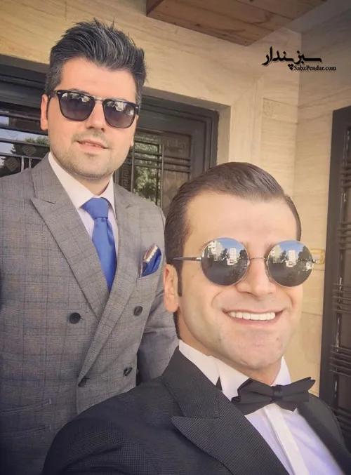 روزبه حصاری بیوگرافی و عکس های روزبه حصاری و همسرش اینستاگرام Mens Sunglasses Fashion Sunglasses