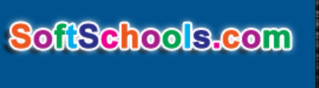 Softschools Pre K To Middle School Printables And More Math