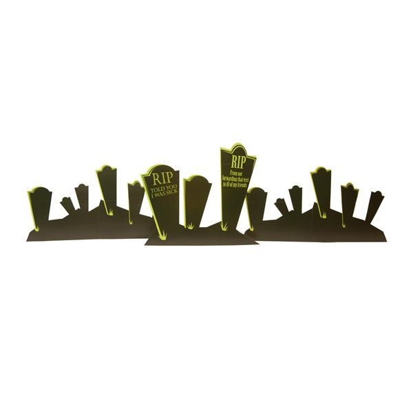 Terrifying Tombstones Kit (set of 6) | Anderson's