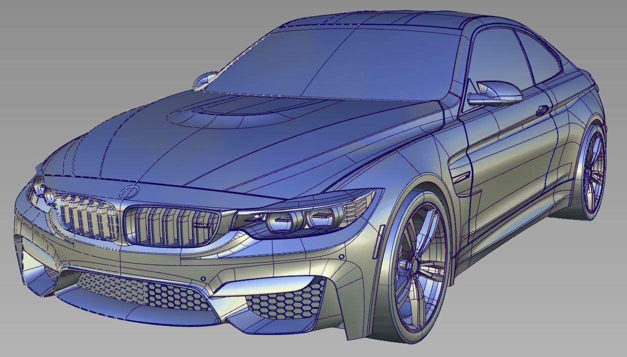 Pin By Karl Zeeso On Automotive Modelling Bmw Design
