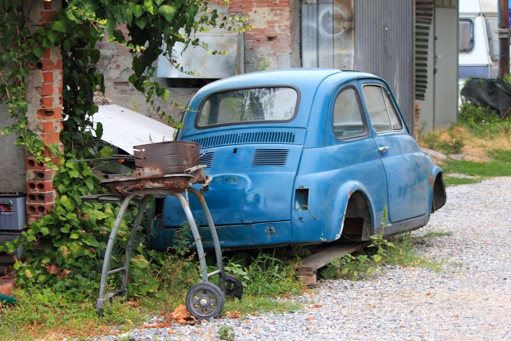 Fiat 500 | da Alessio3373 su Flickr