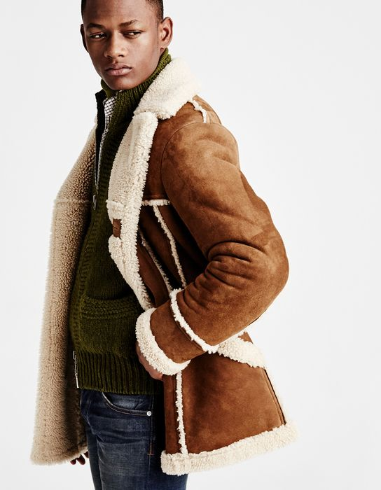 The best shearling coats and jackets | Shearling coat