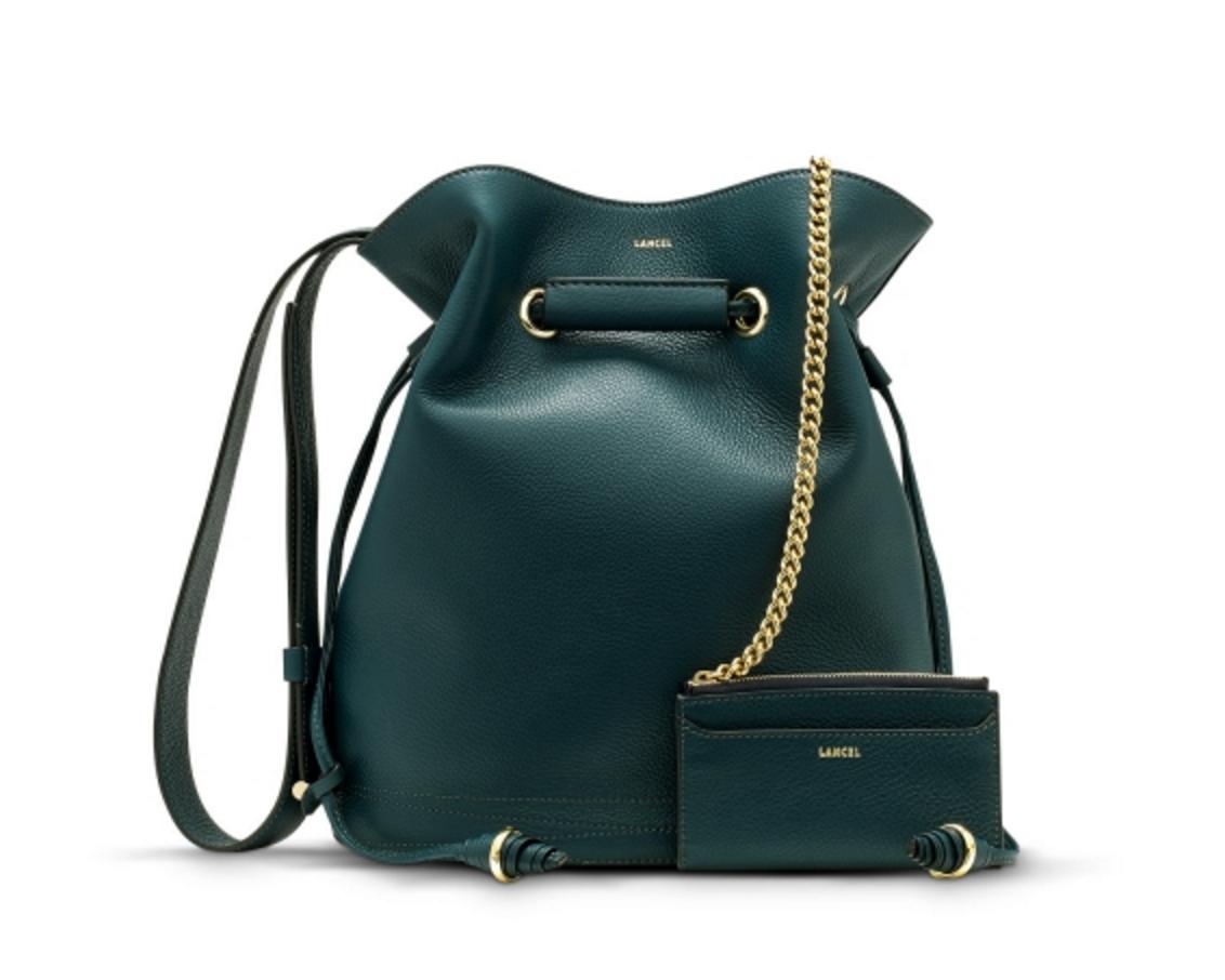le huit de lancel sac seau grand mod le sacs pinterest bag everyday fashion and. Black Bedroom Furniture Sets. Home Design Ideas