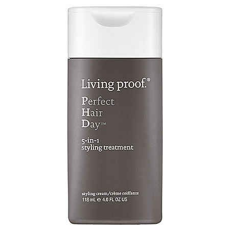 This multitasking product works as a styling agent and a conditioner while providing heat and UV protection for damaged or dyed hair. | 26 Lazy Girl Hairstyling Hacks