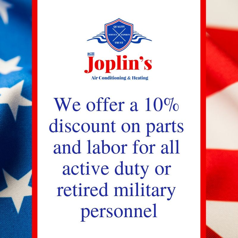 We Offer A 10 Discount On Parts And Labor For All Active Duty Or