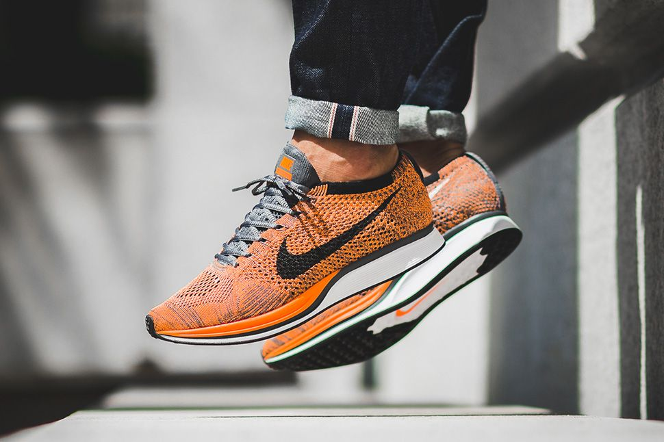 392f5c989cee On-Foot  Nike Flyknit Racer