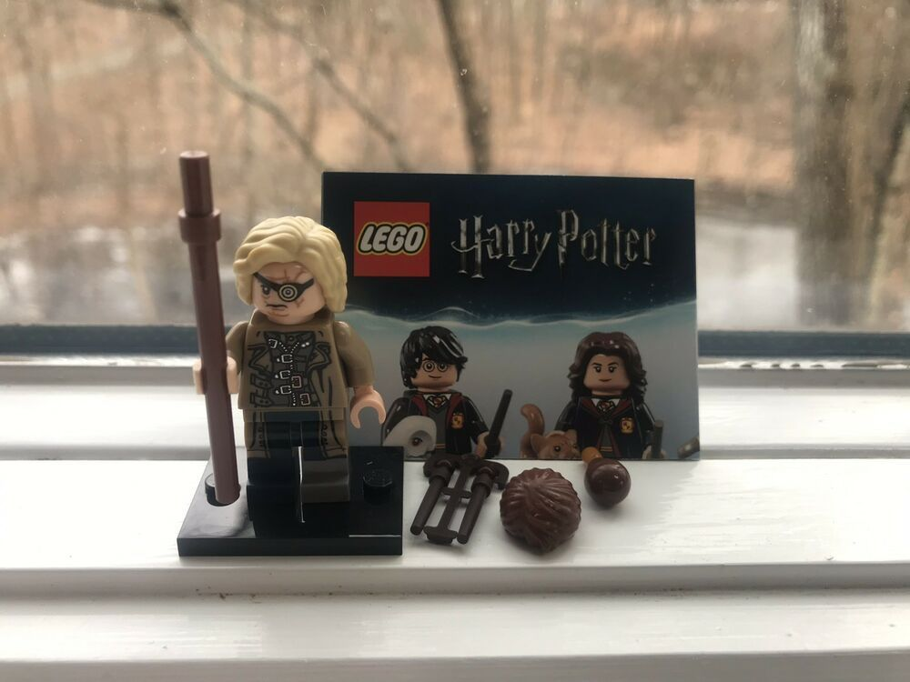 e8df8b9e321 Harry Potter Series Lego Minifigures Mad-Eye Moody  afflink When you click  on links