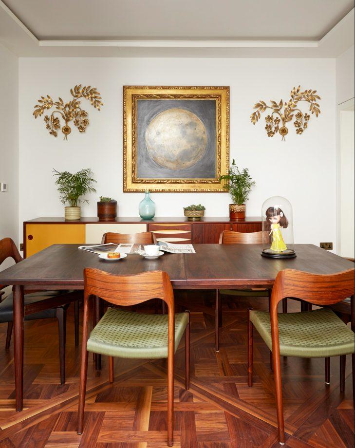 Trending: Grandmillennial style | Interior trend, Dining room inspiration,  Dining room decor