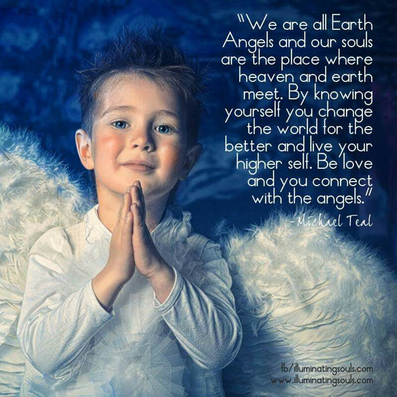 We are all earth angels