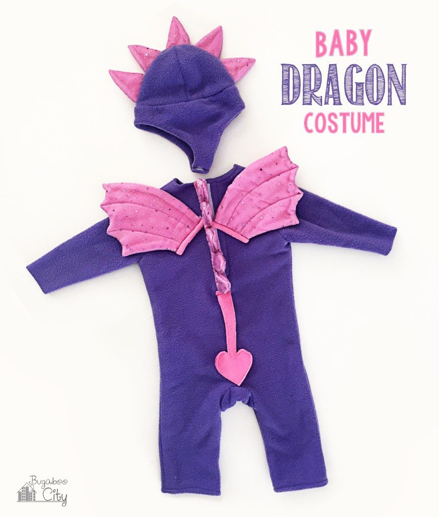 Baby Dragon Costume Halloween Fancy Dress