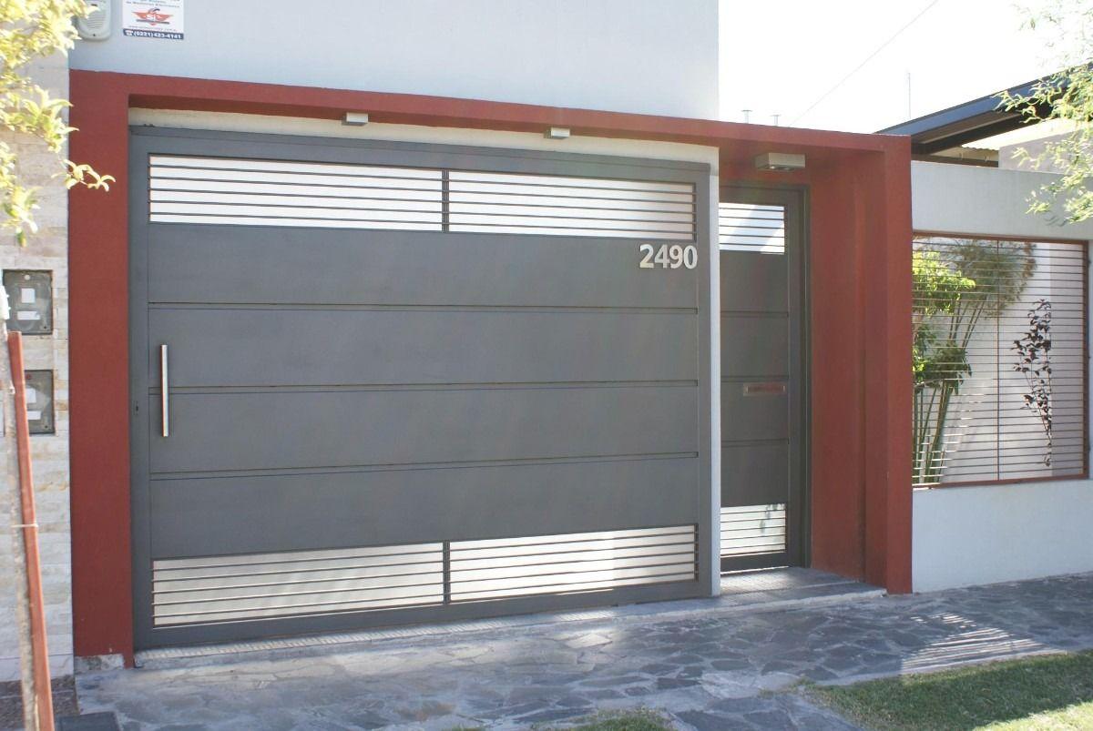 Plata herreria portones puertas rejas def jobspapacom for Portones de garaje