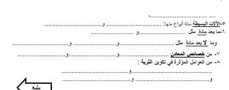 العلوم أول متوسط الفصل الدراسي الأول Sheet Music
