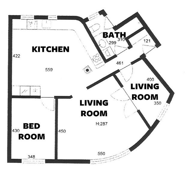 110 square meters
