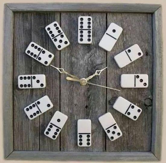 9beb4fcbdae Relógios feitos com sucata - diy - ideias - faça você mesmo - decoração