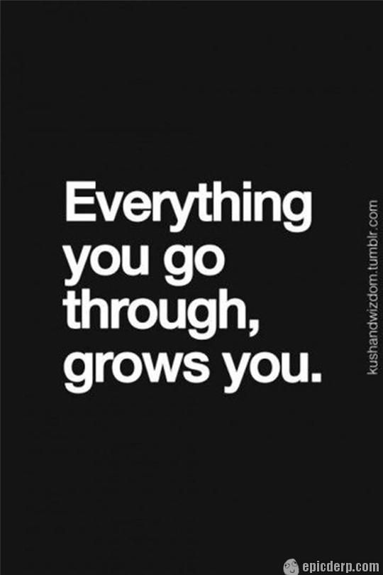 Motivational Quotes For Growing Up Quotesgram Word