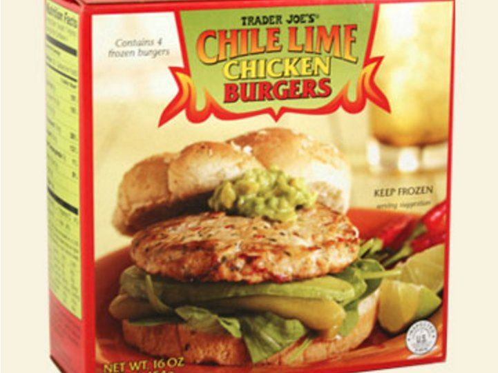 I M A Trader Joe S Convert Here Are 13 Products I Love Trader Joes Frozen Food Chicken Burgers Trader Joes