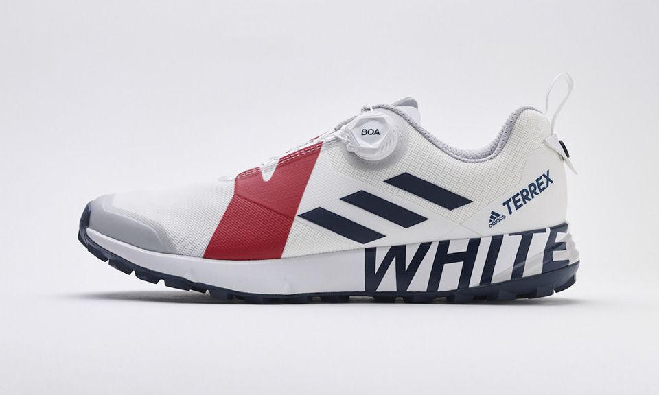 Here's How to Cop White Mountaineering's adidas Terrex Two