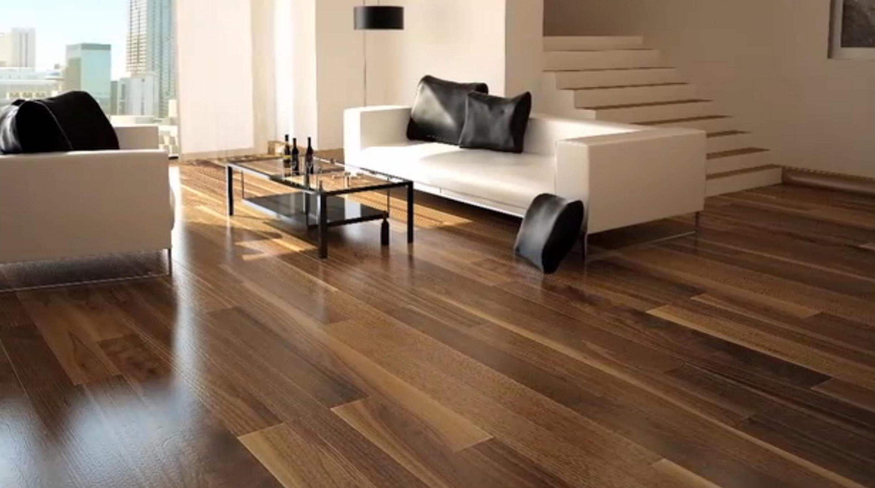 Can you believe it this wood floor is actually made of cork good