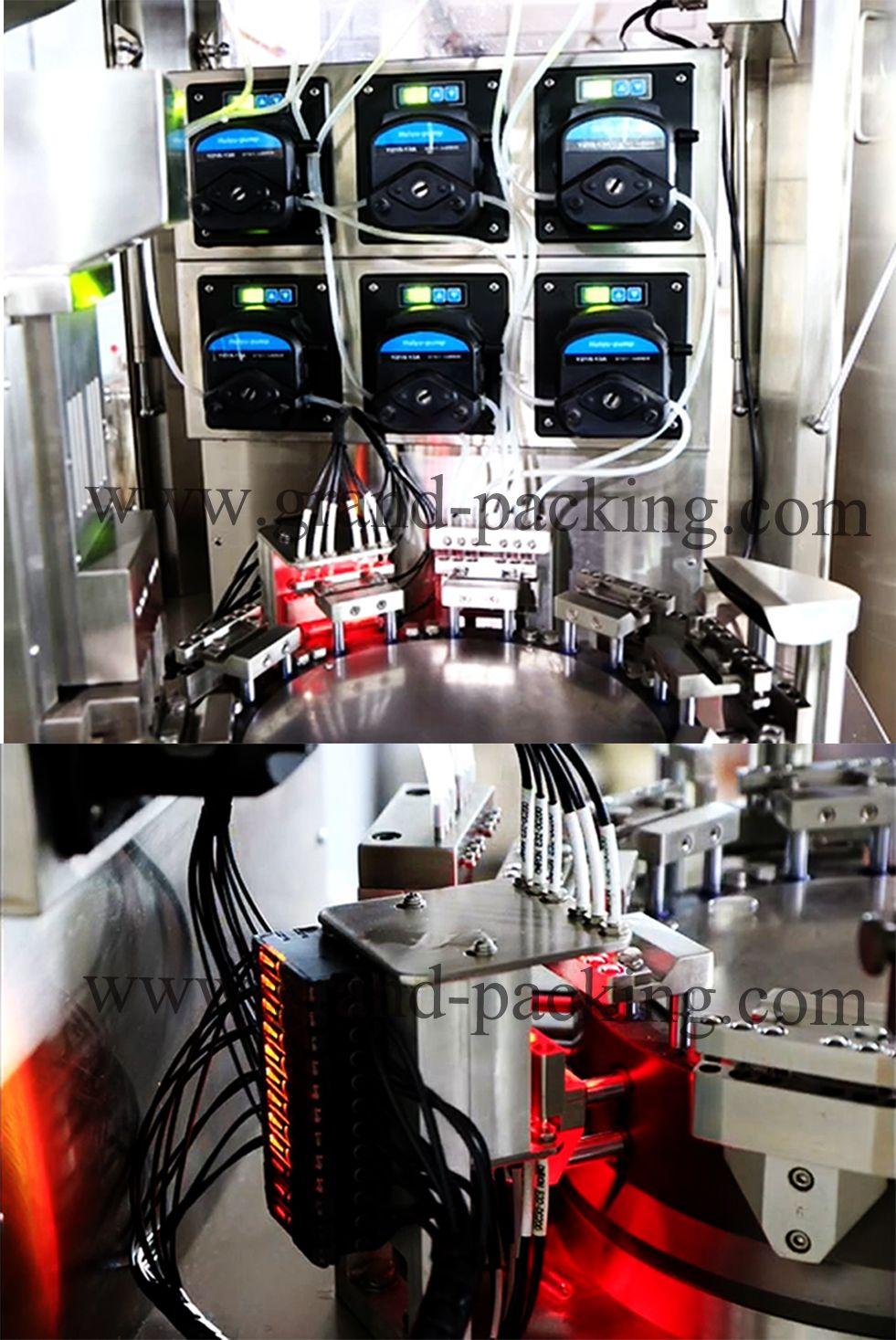 Automatic Capsule Filling Machine Liquid Capsule Filling Machine Capsule Filling Machine Semi Automatic Pill Capsule Filling Machin Capsule Machine Filling