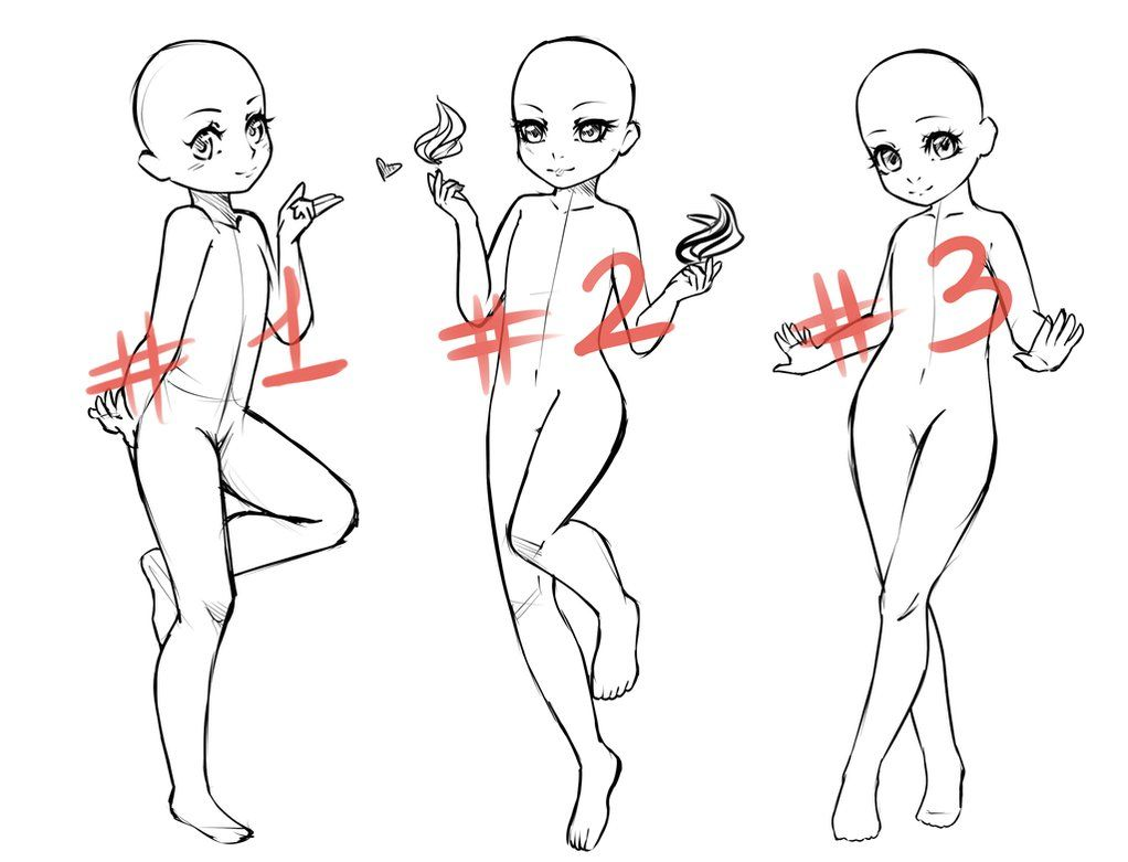Fullbody Ych Auction Closed By Ketrin Tyan Deviantart Com On Deviantart Drawing Base Art Poses Art Reference Poses