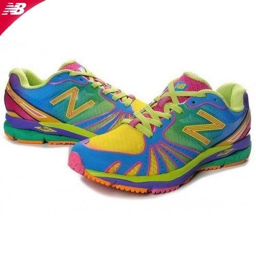 1d30f0ca60db Cheap New Balance 890 Mens MR890RGO Green rainbow Trainers