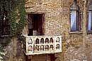 Romeo and Giuliet balcony!