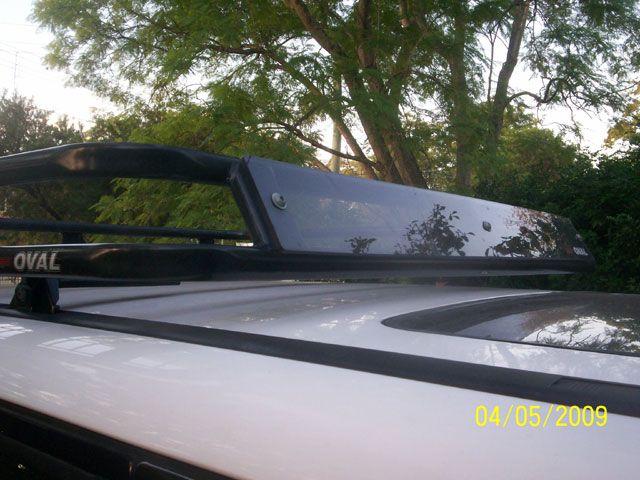 P38 Oem Roof Rack Wind Deflector Roof Rack Roof Oem