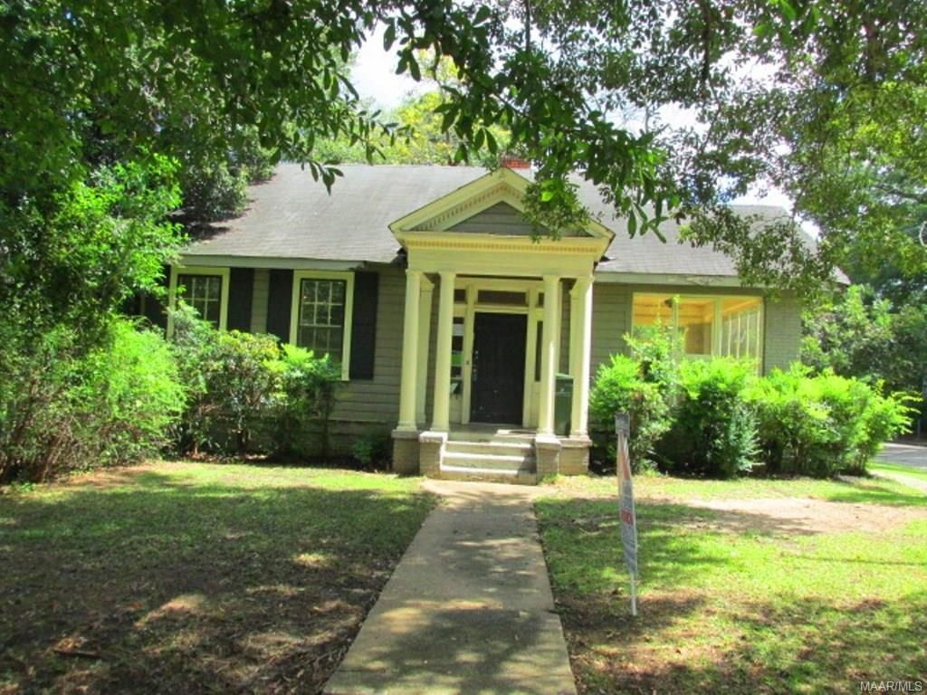 1287 S Lawrence St Montgomery Al 36104 Mls 440157 Zillow Old Houses Beautiful Homes All Of The Lights